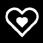 Fertiapp pacientes, icono del un corazón