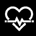 Fertiapp profesionales, icono de un corazón
